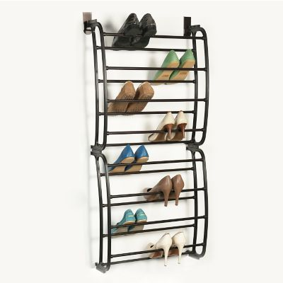 Over-the-Door Shoe Racks