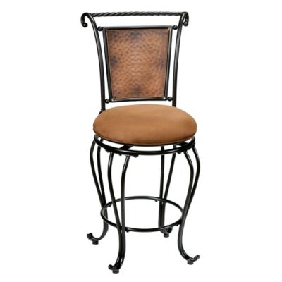 Milan Swivel Bar Stools
