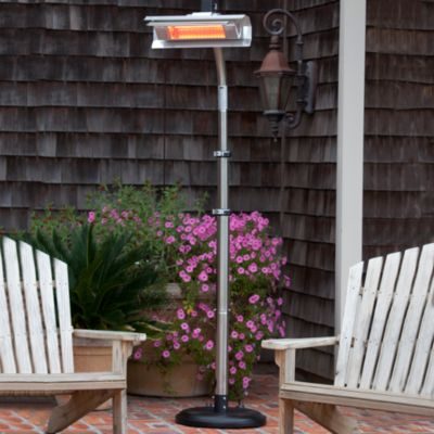 Telescoping Infrared Electric Patio Heater