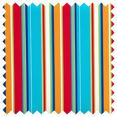 Outdoor Cushions - Carnival Stripe