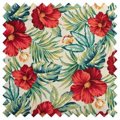 Outdoor Cushions - Tahiti Cove Print