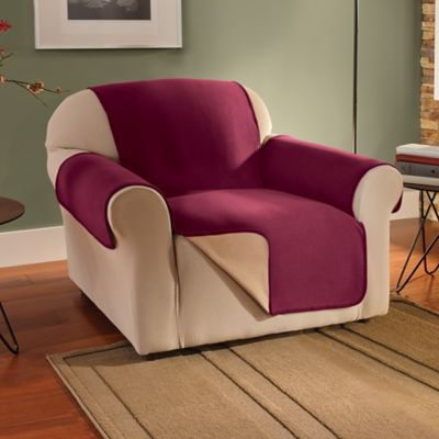Reversible Fleece Furniture Covers