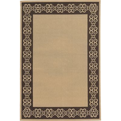 Barbados Key Border Outdoor Rugs