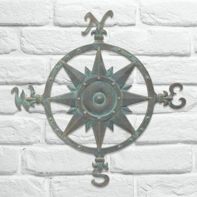 Nautical Compass Wall Decor