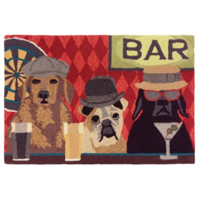 Bar Patrol Outdoor Rugs
