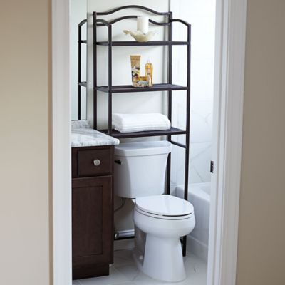 Metal Space Saving Bathroom Furniture