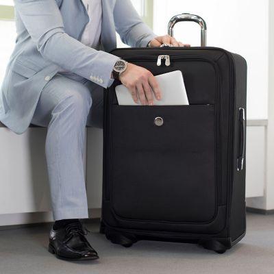 Joy Mangano Luggage with TuffTech