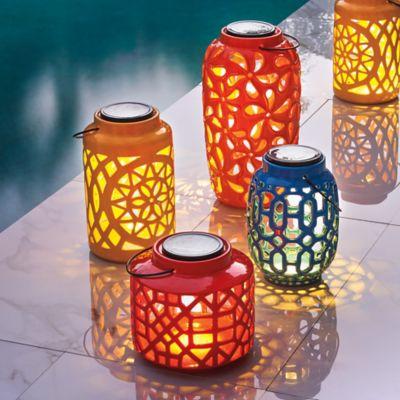Ceramic Solar Lanterns