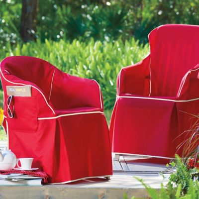 padded resin chair covers - Patio Chair Covers