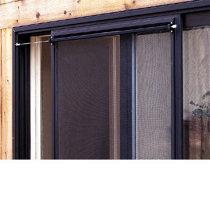 automatic sliding screen door closer