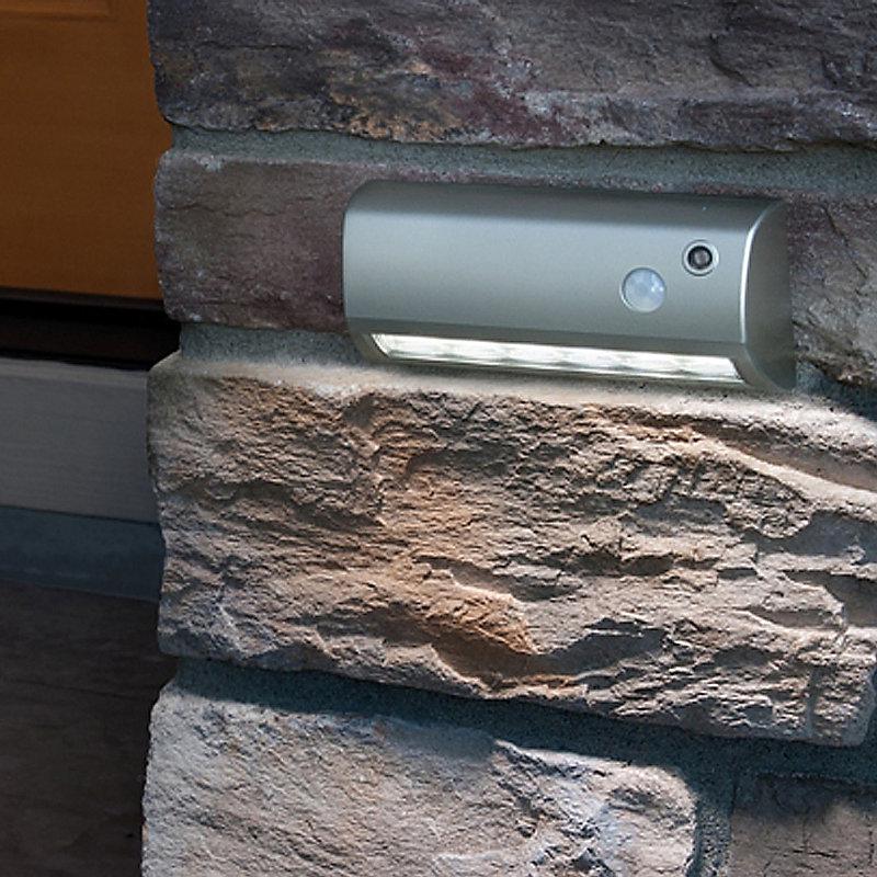 Wall Mount LED Motion Sensor Path Light