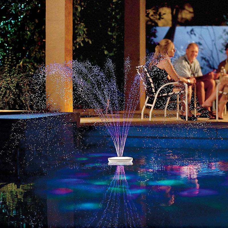 Underwater Light Show & Fountain Deluxe - Improvements