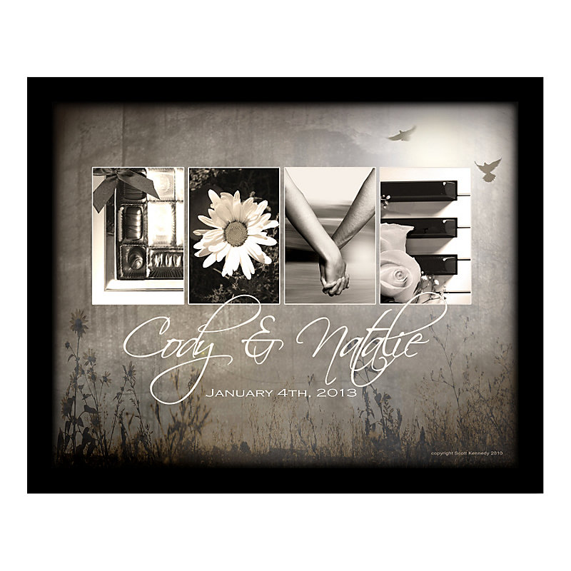 Personalized Wall Decor Letters : Letters wood wall decor improvements catalog