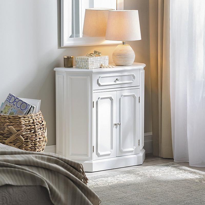 Nicolette Cabinet - Cream