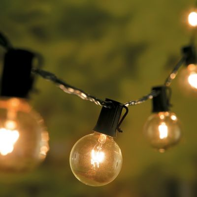 String Lights With Replacement Bulbs : Decorative Party String Lights - Improvements Catalog