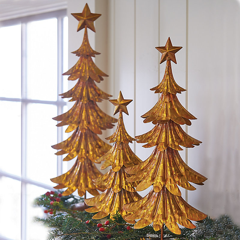 Metal christmas tree improvements catalog