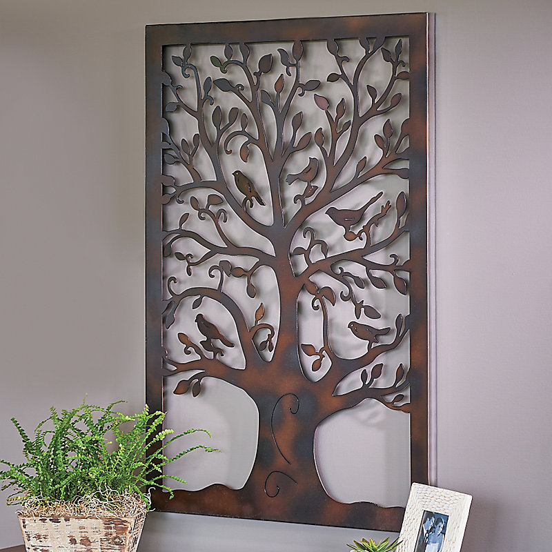 Metal decorative wall hangings 28 images outdoor metal for Deco metal mural