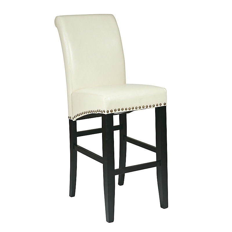 Hamilton Nailhead Parsons Bar Stool-30