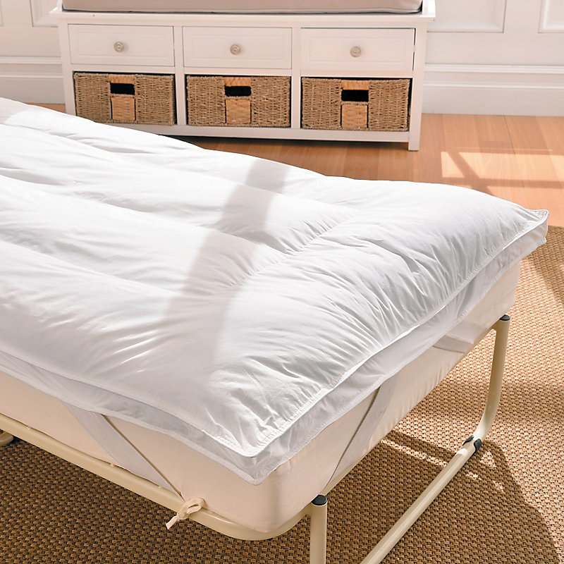 Mattress pads improvements catalog for Sofa bed mattress topper