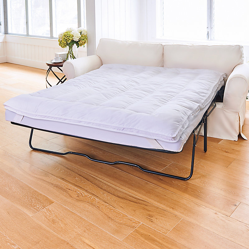 fiberfill mattress topper improvements catalog