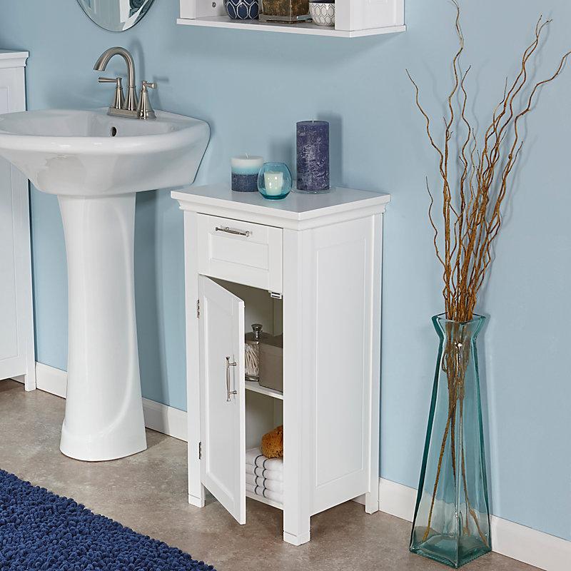 Adjustable Shelf Bath Cabinet Improvements Catalog