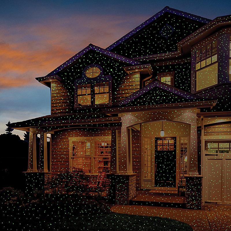 Nights Stars Quatro Landscape Light
