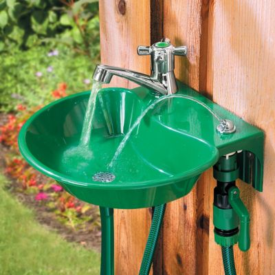 Outdoor Garden Sink Work Station Improvements Catalog