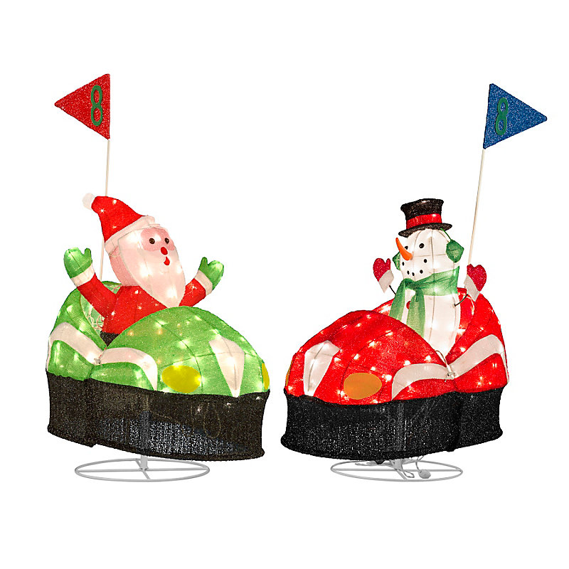 Christmas seasonal decor improvements catalog for Animated snowman decoration