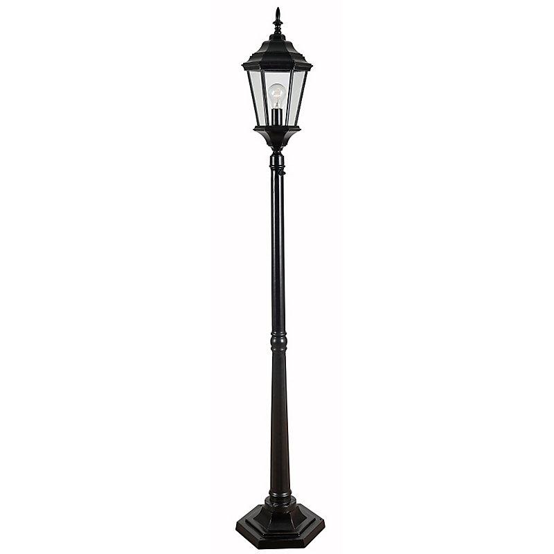 Villa Lamppost Light-6'