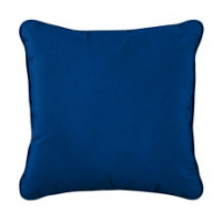 Pacific Blue Throw Pillows : Sunbrella Outdoor Cushions Pacific Blue Improvements Catalog