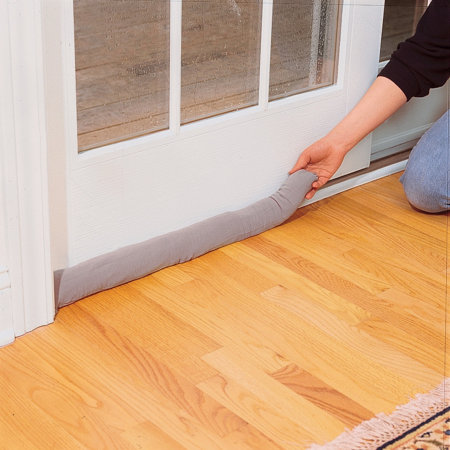 Images Of Sliding Patio Door Draft Stopper Woonv Handle Idea