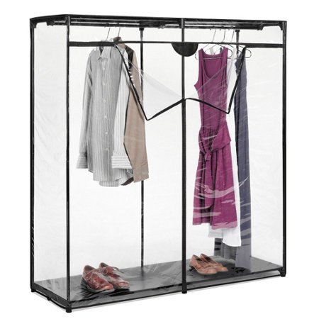 Portable storage extra closet for Extra closet storage
