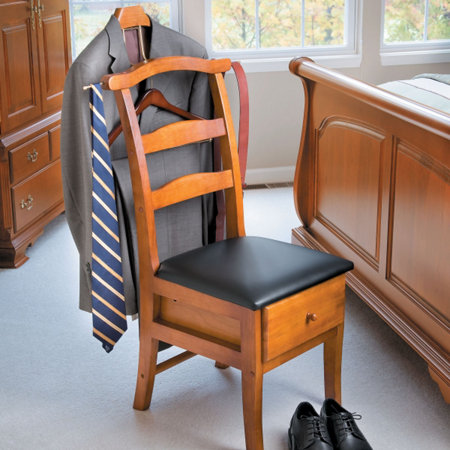 Chair Valet Stand Men 39 S Suit Valet