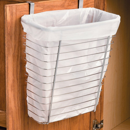 Over The Cabinet Wastebasket - Over The Cabinet Wastebasket Improvements Catalog