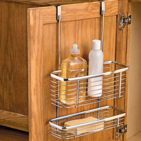 Over The Cabinet Storage Basket - Over The Cabinet Storage Basket