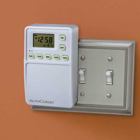 automatic wall switch timer. Black Bedroom Furniture Sets. Home Design Ideas