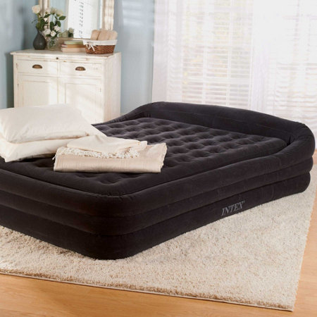 comfort frame inflatable bed queen - Inflatable Bed With Frame