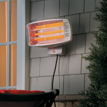 Wall Mounted Infrared Patio Heater With Remote Improvements Catalog