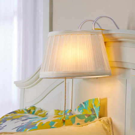 headboard lamp improvements catalog. Black Bedroom Furniture Sets. Home Design Ideas