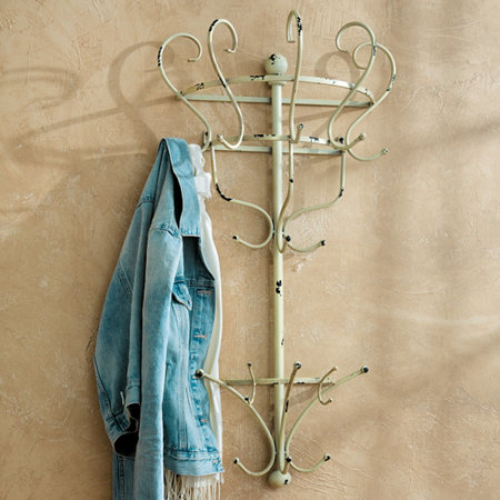 Metal Wall Mount Coat Rack Improvements Catalog