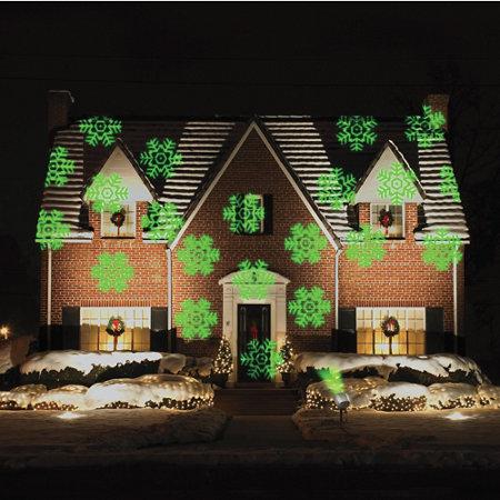 indoor outdoor christmas lightshow laser projector improvements. Black Bedroom Furniture Sets. Home Design Ideas