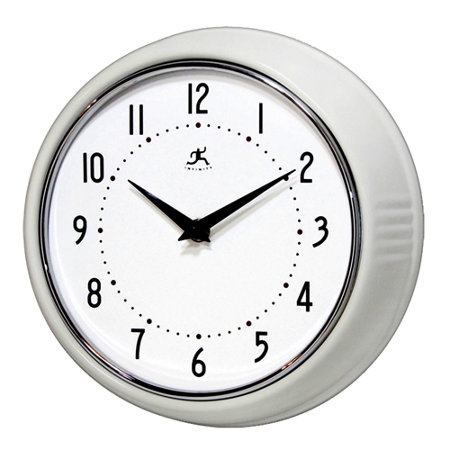 Retro Kitchen Wall Clock Improvements Catalog