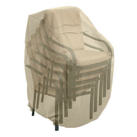 Earthtone Stacking Chair Cover