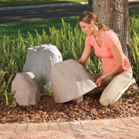 Sandstone Fake Landscape Rocks Improvements Catalog