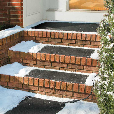 Home Electric Heated Mat Stair Treads