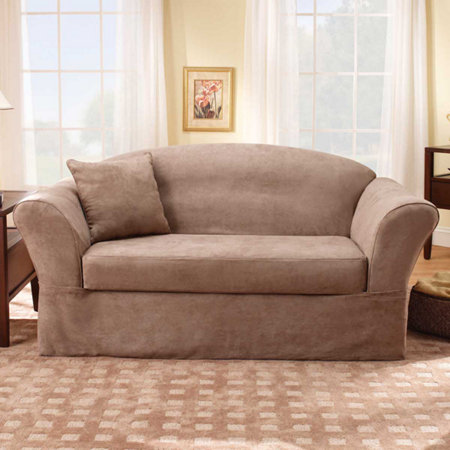 Suede Sofa Slipcovers Better Homes And Gardens Waterproof