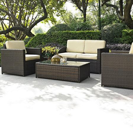 Palm Harbor Deep Seat Resin Wicker Furniture