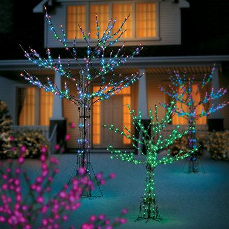 how to do a christmas light show