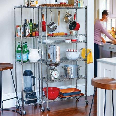 Pantry Racks Improvements Catalog