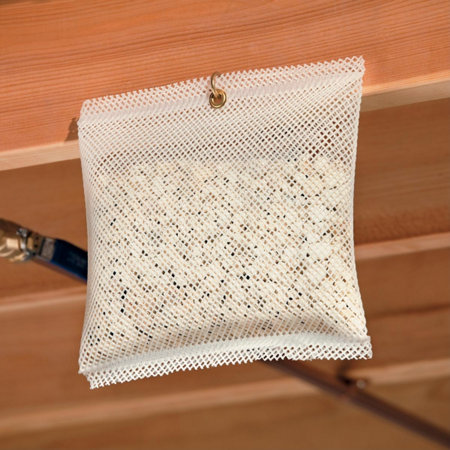 Earthtone Cushion Storage Bag